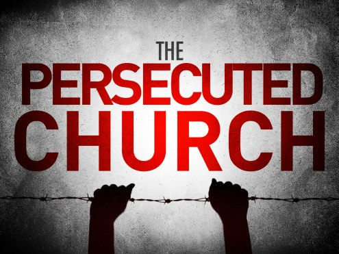 Persecuted Christians need our help (Credit: Voice of the Persecuted)