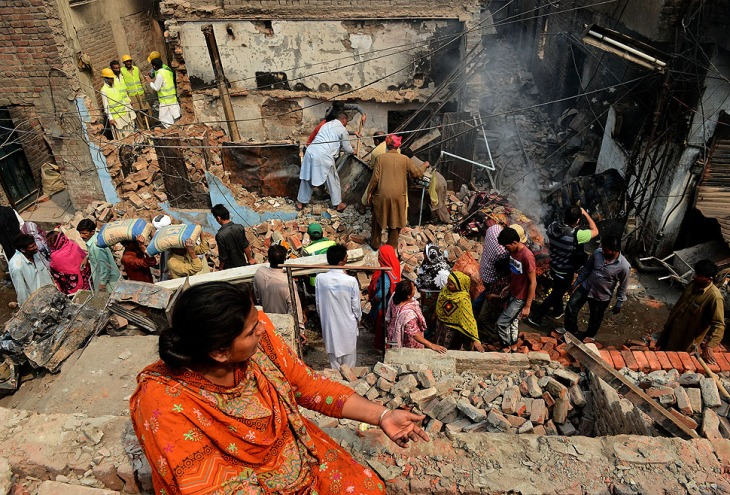 Pictures in the News: Lahore, Pakistan