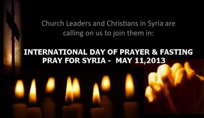 DayofPrayerSyria