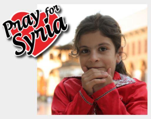 PrayForSyria