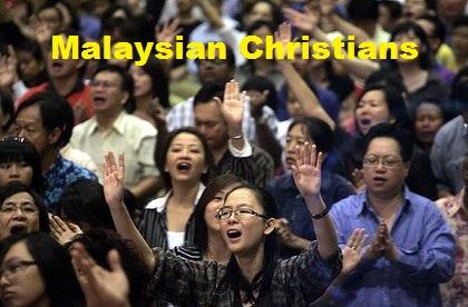 maylasian christians