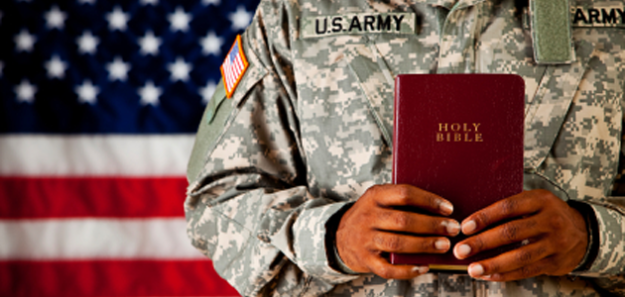 soldier Bible