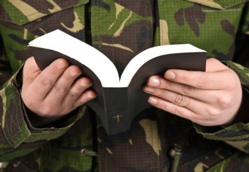 soldierBible