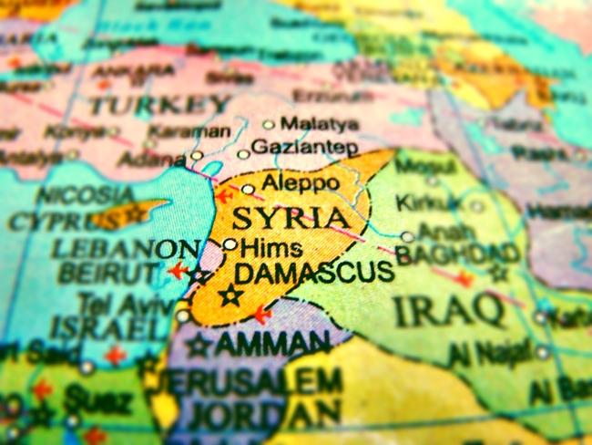 syria-map