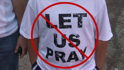 ban-prayer