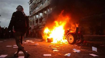 Egypt turmoil