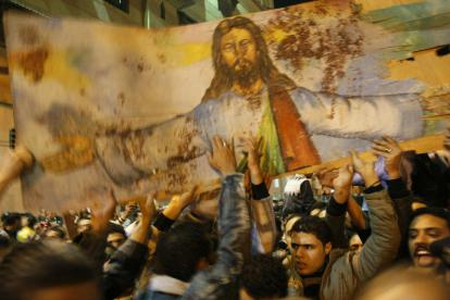 Egyptian-Copts-cry-out-for-God-for-help