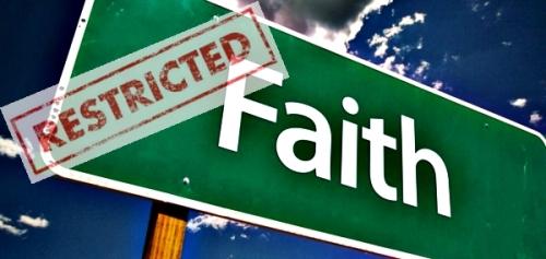 faith-restricted