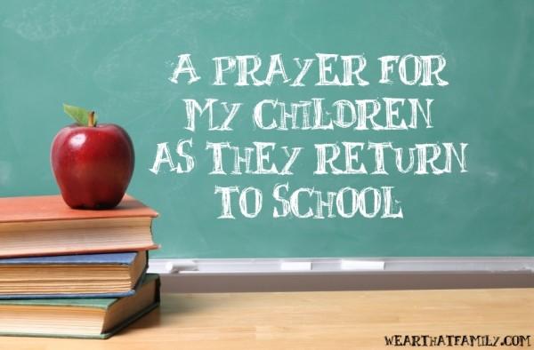 school-pray