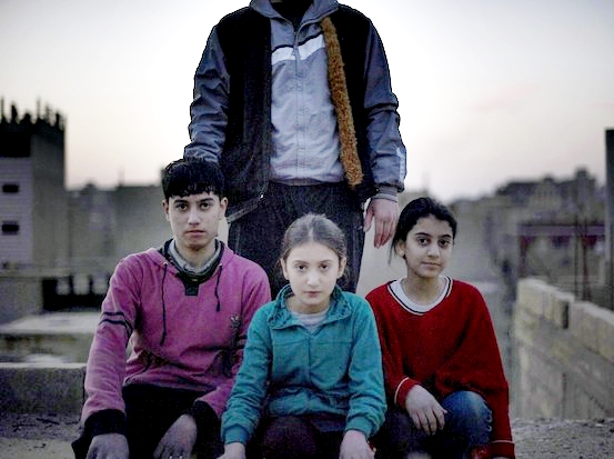 SYRIA-CONFLICT-CHRISTIAN