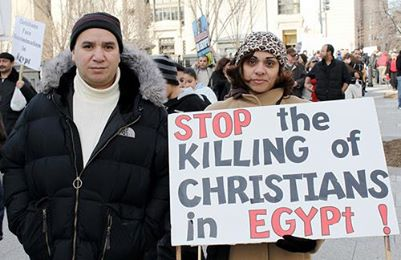 Christians-Egypt