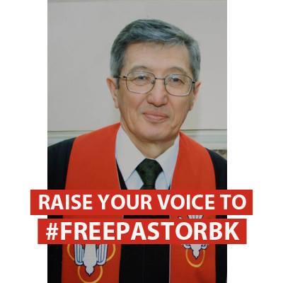 #FREEPASTORBK