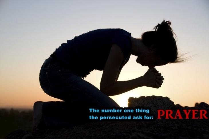 Left Pray