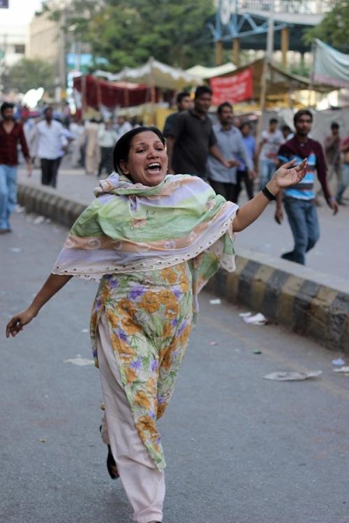 Pakistan-Christian-woman