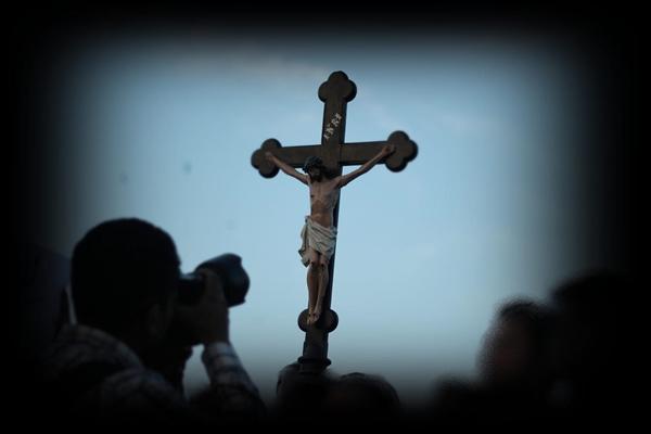 Pakistan-Christiancross