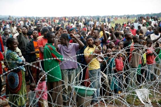 Central-Africa-flee