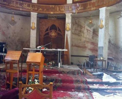 Damage-to-Our-Lady-of-Salvation-Syriac-Catholic-Church-in-Baghdad-Ankawa_com-photo