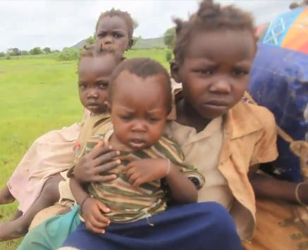 Nuba-Christiian-children