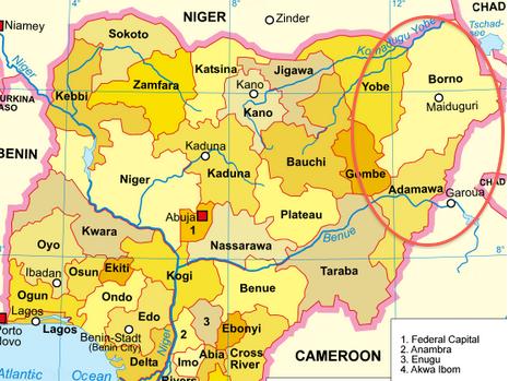 Nigeria-Borno-Adamawa