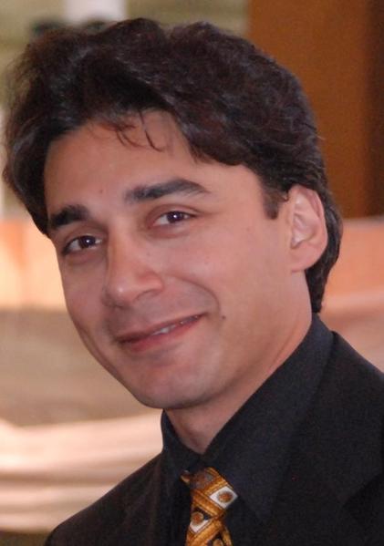 Pastor Farshid