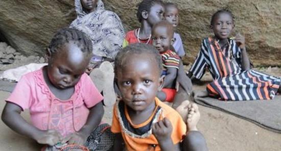 Nuba-Children