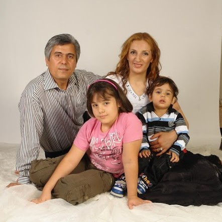 Pastor-Behnam-Irani-with-family