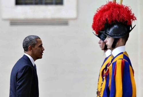 Obama-in-Vaticano