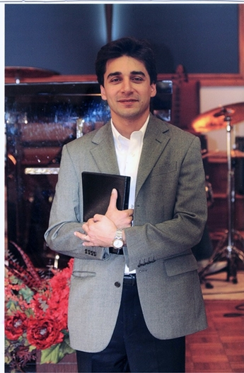 Pastor Farshid Fathi in Evin prison for Christian faith