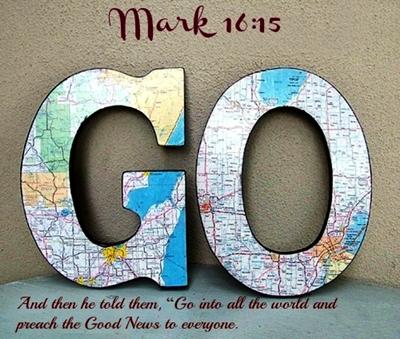 Mark 16:15