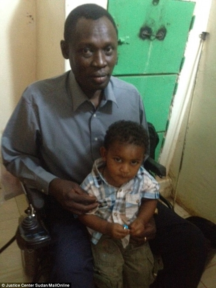 sudan persecuted family2