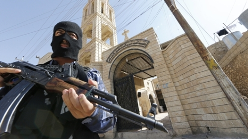 mosul-church bells-silenced