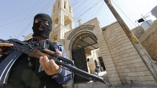 mosul-church bells-silenced