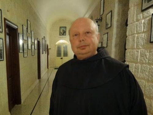Father Hanna Jallouf