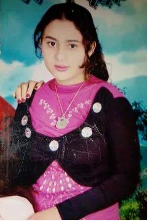 Sabrine Mushir Photo: raymondibrahim.com