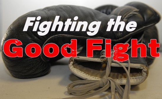 fighting the good fight-VOP