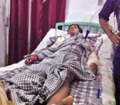 Nauman Masih, the 14-year-old Christian burnt alive