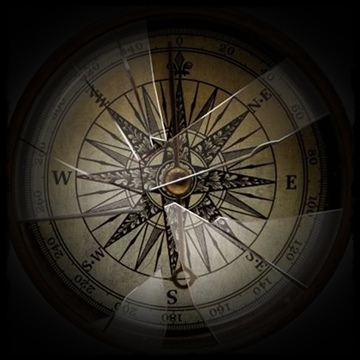 Moral compass: An inner sense which distinguishes what is right from what is wrong, functioning as a guide (like the needle of a compass) for morally appropriate behavior.