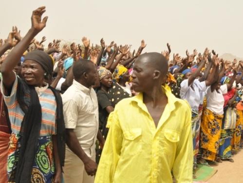 Nigerians hope in Christ