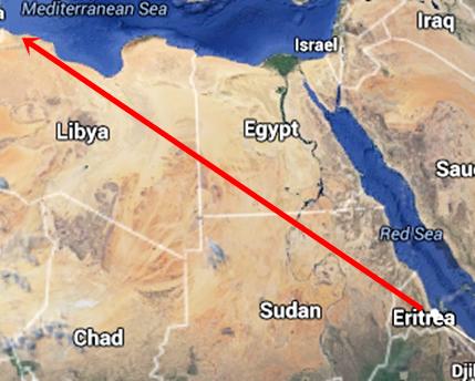 Eritrea-Libya