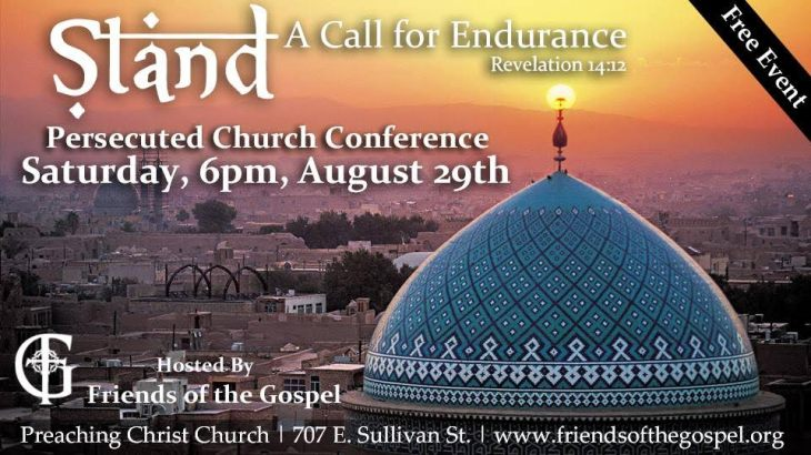 Stand- A Call for Endurance Conference