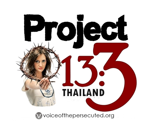 Voice of the Persecuted - Project 13:3 Aid Mission