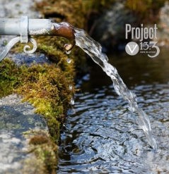 Give the Gift of Life Sustaining Clean Water VOP Project 13:3