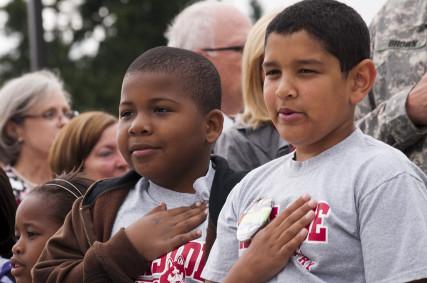 Children-pledge