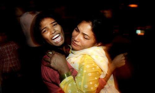 Easter Sunday suicide attack Lahore, Pakistan Photo: Dawn