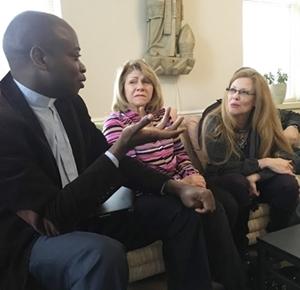 Project 133 Nigeria mission meeting Mar 2016