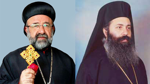 """he Christian community in Syria """"has not forgotten"""" its bishops, because """"every time we hold a joint prayer meeting we talk about them, we think of them."""""""