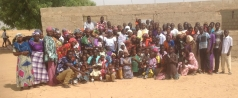 Nigerian Christians Photo property of Voice of the Persecuted Project 133 Nigeria
