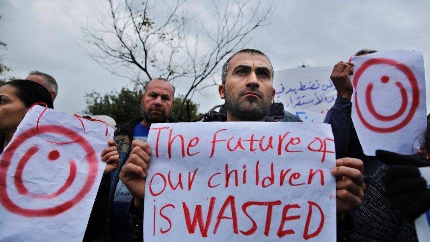Iraqi Christians protests (Fox News)