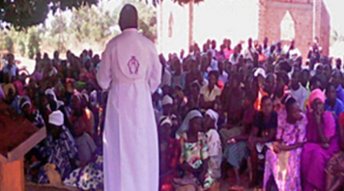 The Rev. Musa Mukenye pleads for Christians to forgive Muslim assailants . (Morning Star News)